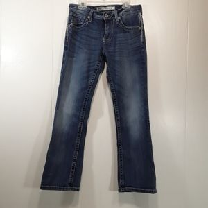 BKE Aiden extra short jeans